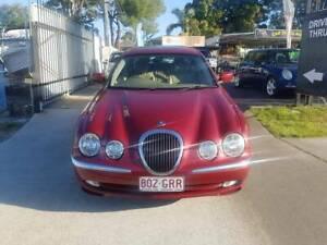 2002 Jaguar S Type V6 Automatic Sedan Labrador Gold Coast City Preview