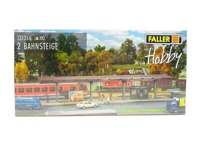 Bausatz Bahnsteig, Faller H0 131366 neu, OVP