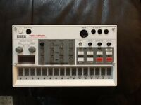 Korg Volca Sample and Korg KA350 UK adaptor