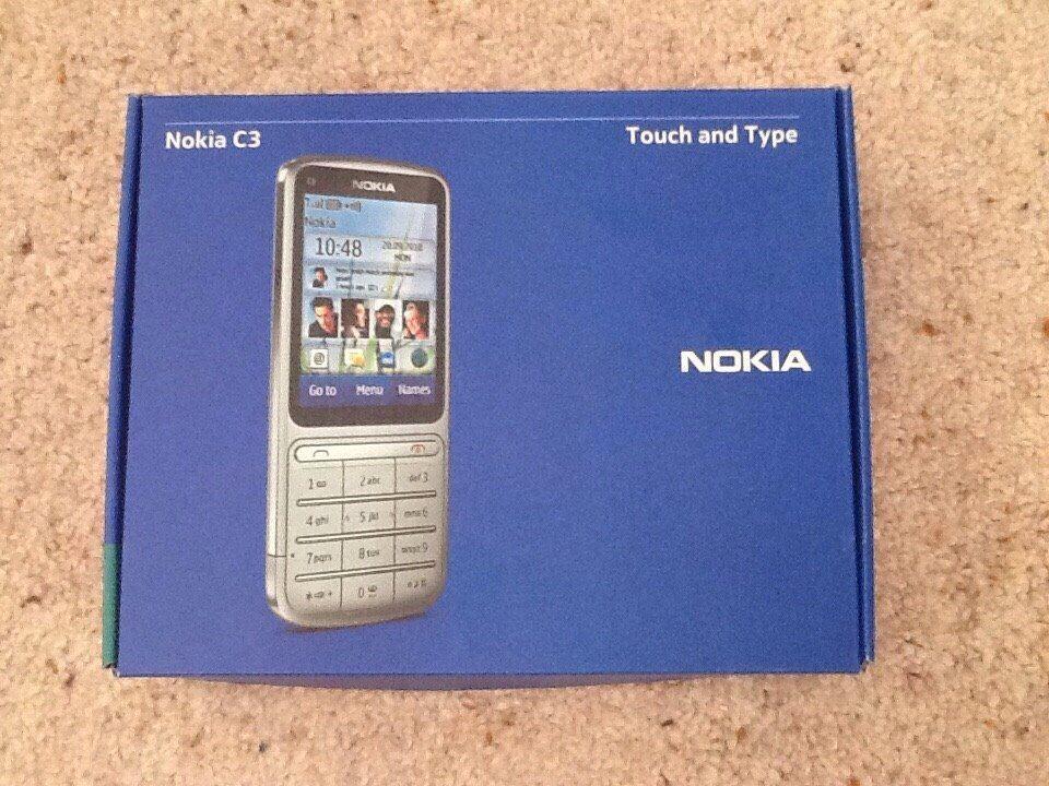 Brand New Nokia C3-01