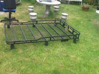 Landrover defender 90 roof rack £120