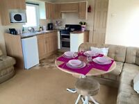 Cheap static caravan for sale isle of wight, 12 month seafront park, includes 2017 site fees