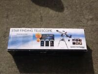 Telescopes New Boxed