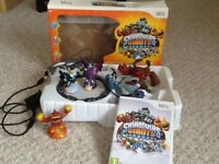 Skylanders Giants starter pack - game and characters for the Wii