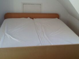 2 single mattresses
