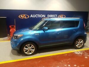 2015 Kia Soul EX+ ECONOMICAL, LOW KMS, AUTO.