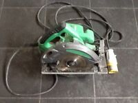 Hitachi C75B2 Circular Saw (110v)