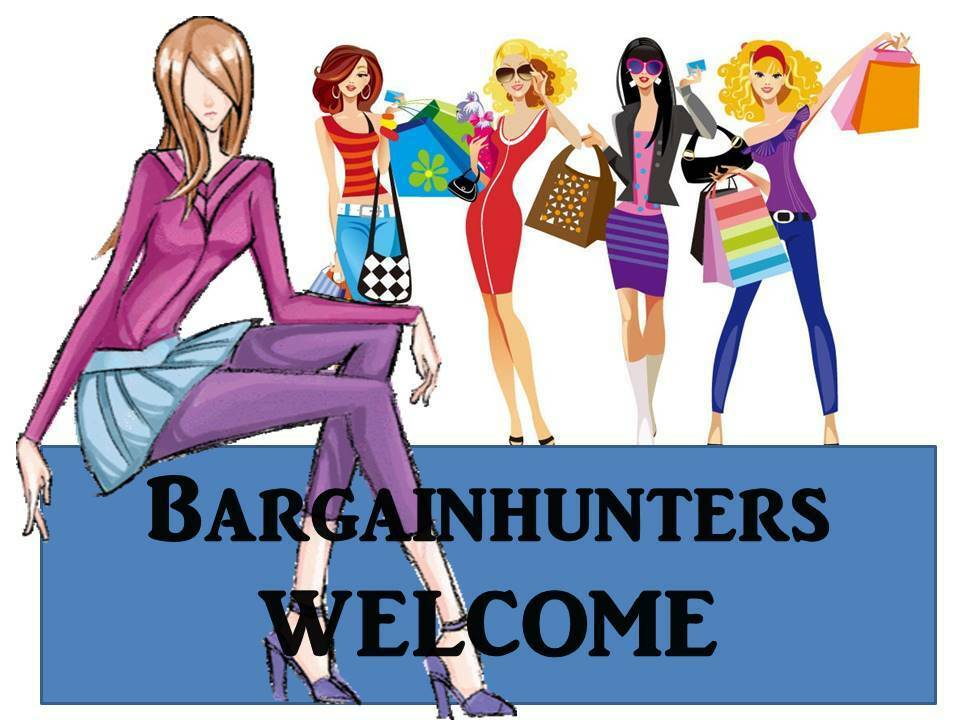 Bargainhunters WELCOME
