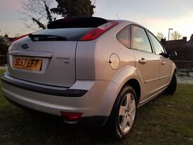 2007 Ford Focus 1.8 Style (125) **1 Year MOT!!**