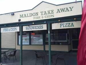 Fish & Chip & Pizza Takeaway Maldon Mount Alexander Area Preview