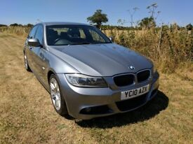 2010 BMW 3 Series M Sport 2.0 with Comprehensive Service History and Long MOT.