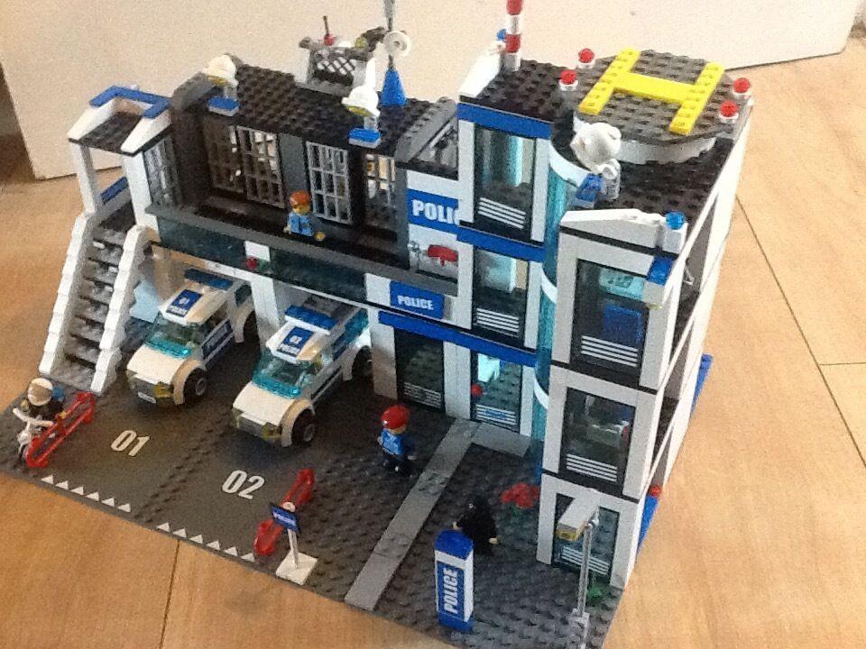 Lego City Police Station 7498 Instructions 70529 Investingbb