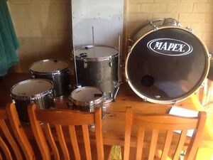 Mapex 6pc drum kit Canning Vale Canning Area Preview