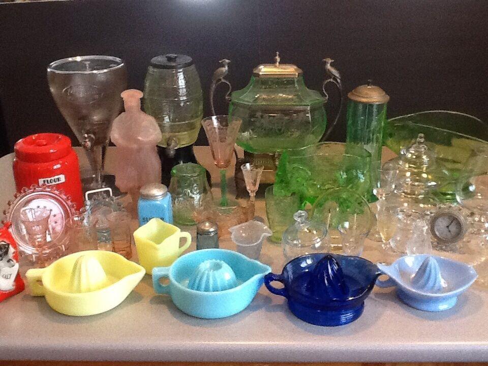 Drixandkellys Depression Glass Shop