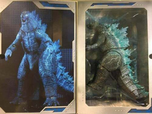 NECA 1994 2014 Godzilla 6 inch Action Figure Lot 12 inch head to tail NEW 1995