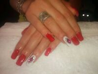 Gel polish. Manicure, Special heals pedicure