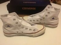 Converse all star trainers Brand new size 3