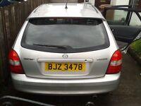 2001 Mazda 323F 1.6i twin cam