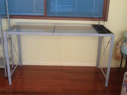 Student desk and matching bookcase Mona Vale Pittwater Area Preview