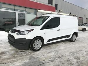 Ford Transit Connect XL Cargo + rack