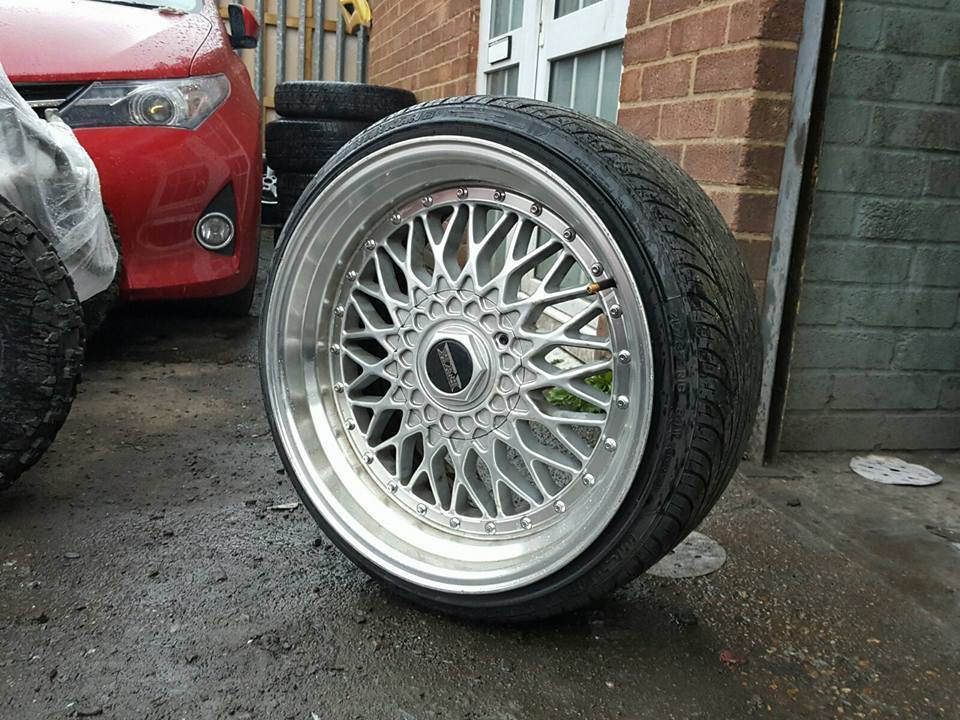 18 Inch Bmw Bbs Dare Rs Alloy Wheels Amp Tyres E36 E46 Mv2