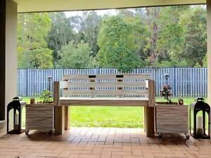 Park Bench & Planter Boxes Nerang Gold Coast West Preview