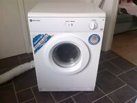 6kg white knight dryer like new