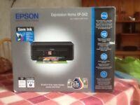 Epson Expression Home Printer. XP-342. Brand New.
