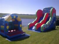 Kirkwood's Bouncy Castle Hire, Bouncy Slide Hire, Soft Play, Face Painting and Mascots.
