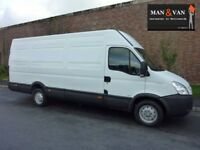 Cheap House Removals - Flats - Office - Commercial moves/Single Items delivery with Man and Van Hire
