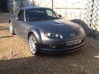 MX5 2.0i 2008 6 Speed Coupe with retractable hard top