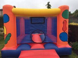 Bouncy castle & Soft Play