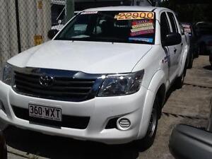 2012 Toyota Hilux Ute, SR, Dual Cab, Auto.     $22900 Biggera Waters Gold Coast City Preview