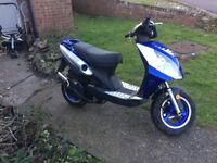 jm star 50cc full mot for sale