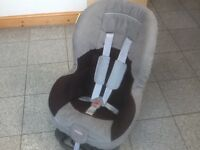 Slim Britax FREEWAY group 1 car seat for 9kg -18kg(9mths to 4yrs)washed-ideal for small cars&coupes