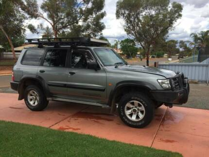 2002 Nissan Patrol wagon Piccadilly Kalgoorlie Area Preview