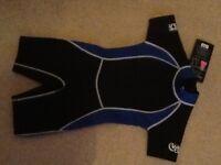 Shortie wet suit ( wetsuit ) Age 3/4/5 (New with tags) Bury St Edmunds near A14