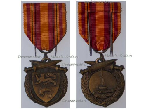 France WW2 Dunkirk Medal Veterans 1940 Commemorative French Decoration RARE VS