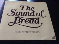 The sound of bread vinyl