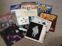 50 ASSORTED VINYL RECORDS - EASY LISTENING