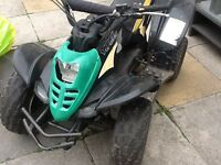 Approx 04 viper 90 cc quad bike (Yamaha engine) £250 May swap
