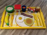 Melissa and Doug Breakfast Play Set
