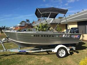420 Busta Excellent Condition Low Hours on Motor Busselton Busselton Area Preview