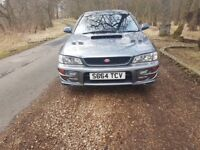 Subaru Impreza wrx stir type r version 5