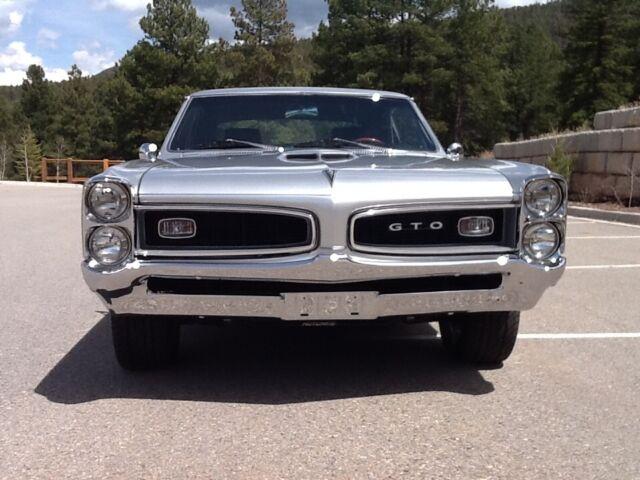 1966 Pontiac Gto Resto