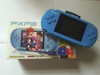 BRAND NEW PXP 3 PORTABLE RETRO GAME CONSOLE