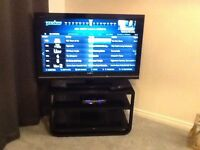 """Sony Bravia 40"""" LCD Digital TV with Stand"""