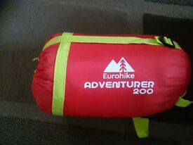 New Eurohike Adventurer 200 Sleeping Bag.