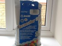 Mapei Tile Grout Jasmine (130) 5 KG pack.