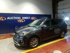 2018 Hyundai Santa Fe XL Luxury AWD, PANO SUNROOF, LEATHER, 7...